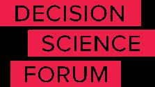 LOGO DECISION SCIENCE FORUM