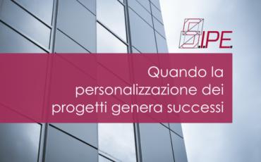 Personalizzazione dei progetti SIPE